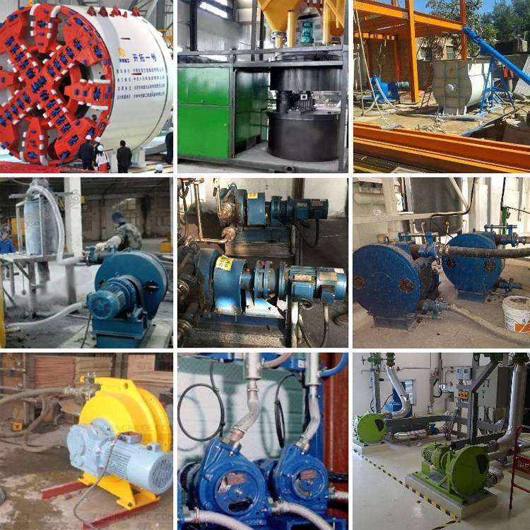 软管泵适用场合2