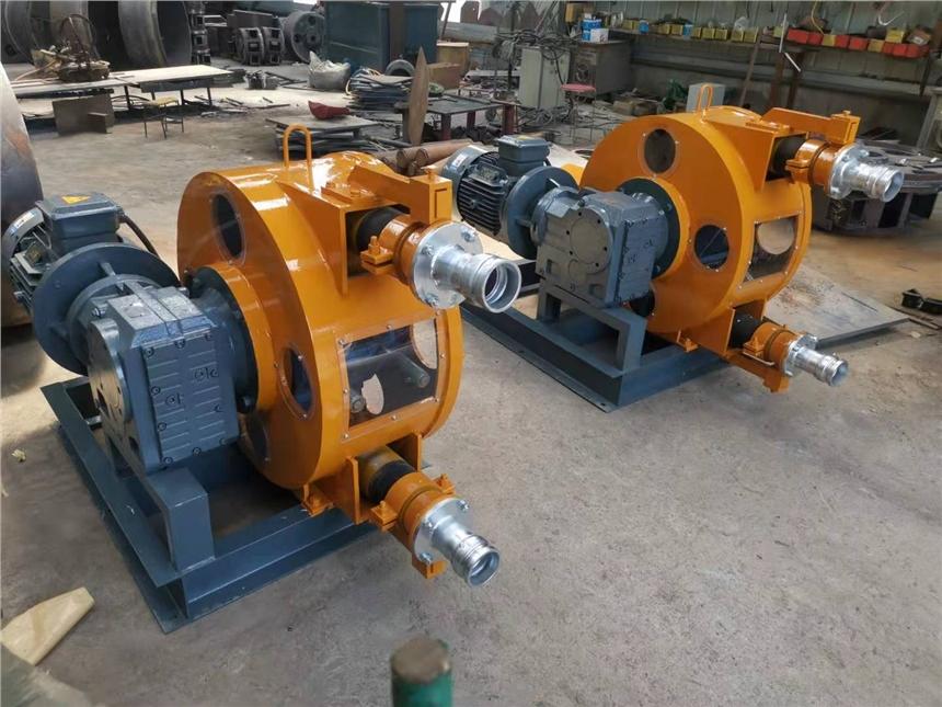 聚苯颗粒输送泵