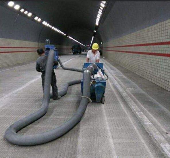 隧道地面抛丸机