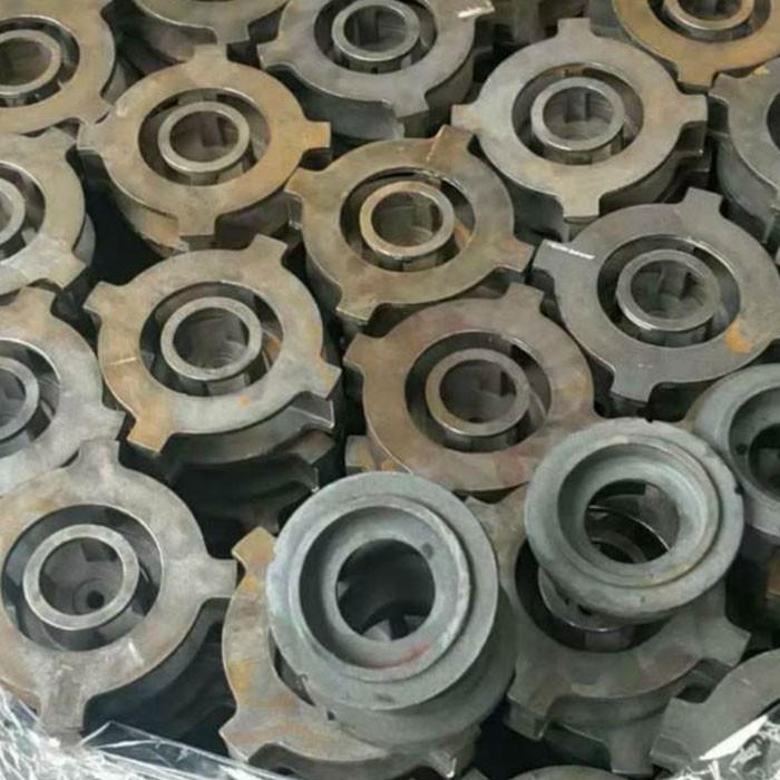 路面抛丸机配件材质耐磨性因素分析