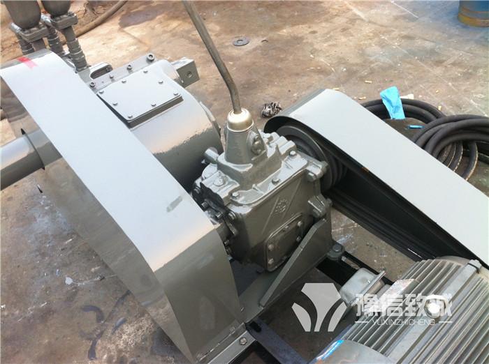 双液变量注浆机控制箱