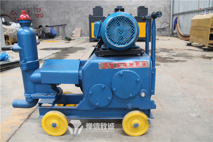 单缸灰浆泵
