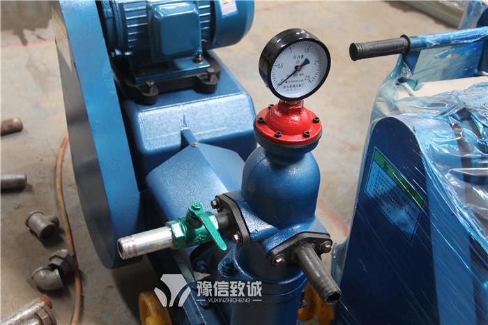 小型灰浆泵单缸细节展示