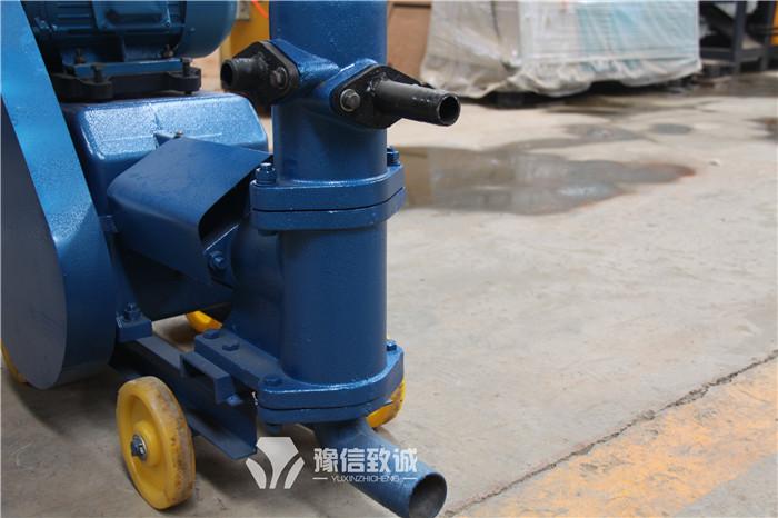 灰浆泵出浆口进浆口展示
