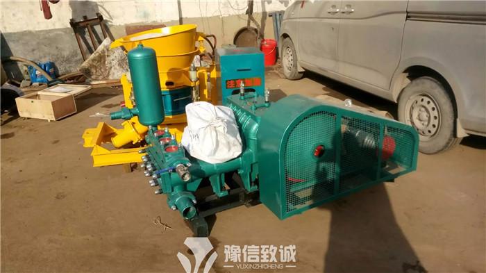 BW250泥浆泵展示